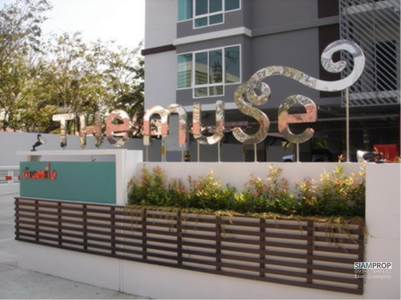 Siam Prop Agency's The MUSE Sukhumvit 64/2 , large 1 bed for rent  9