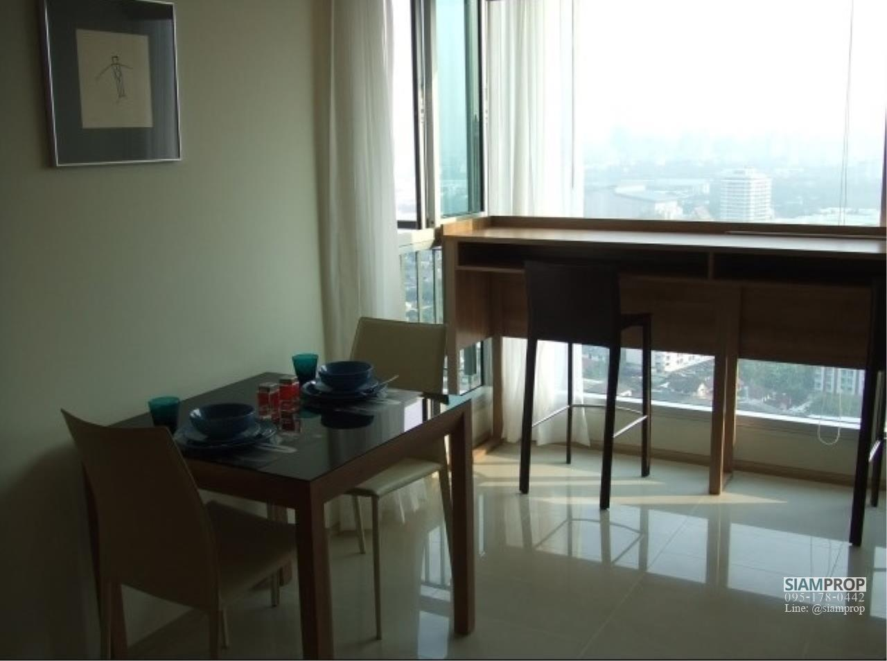 Siam Prop Agency's Rhythm Ratchada - Huai Khwang , 1 bed for rent  3