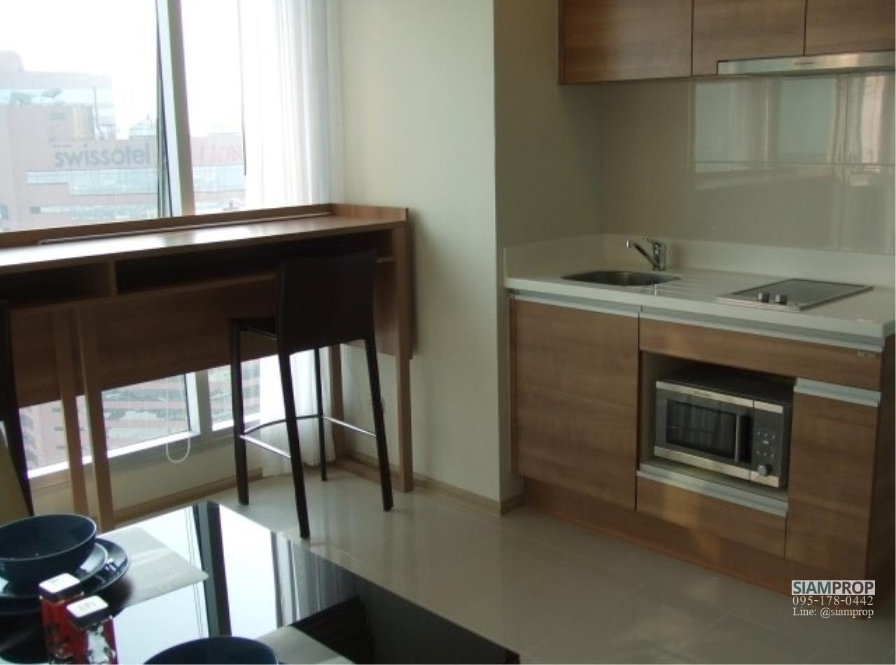 Siam Prop Agency's Rhythm Ratchada - Huai Khwang , 1 bed for rent  2