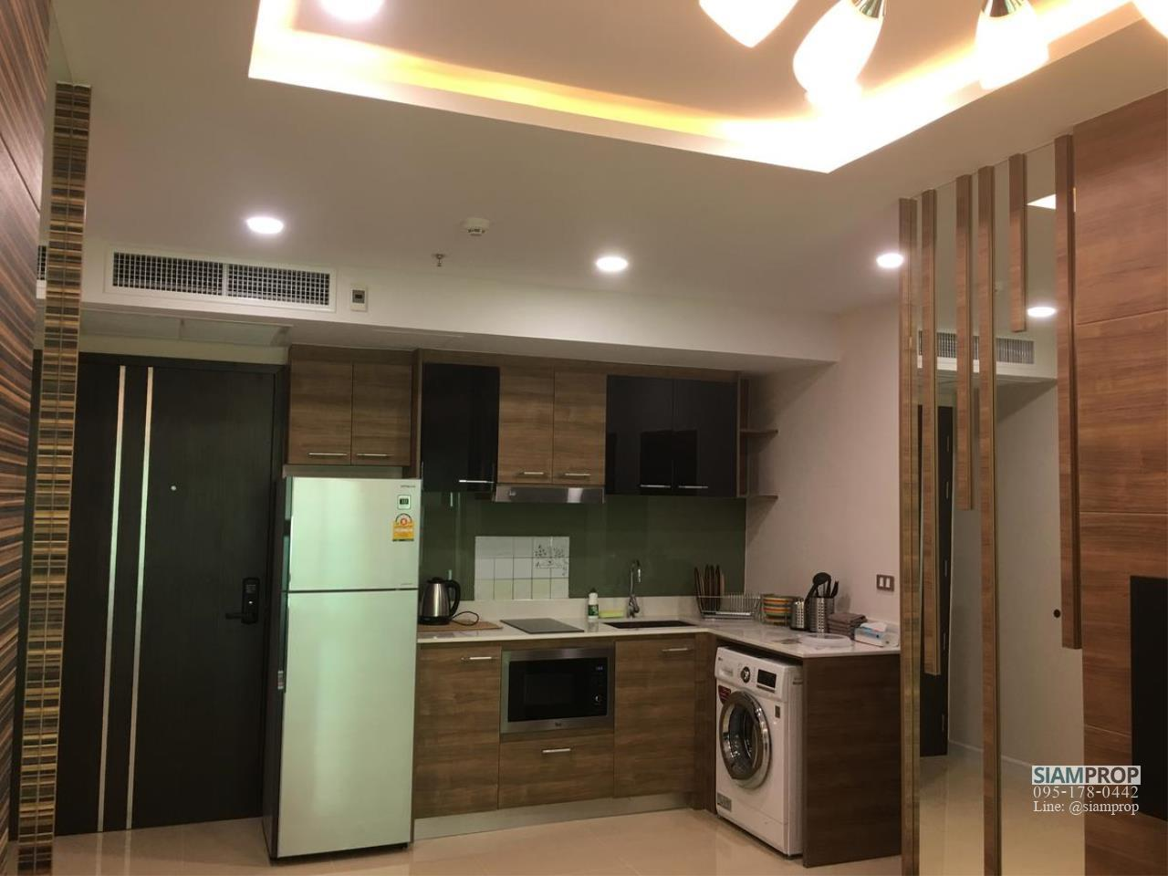 Siam Prop Agency's Dusit Grand Condo - For Sale  6