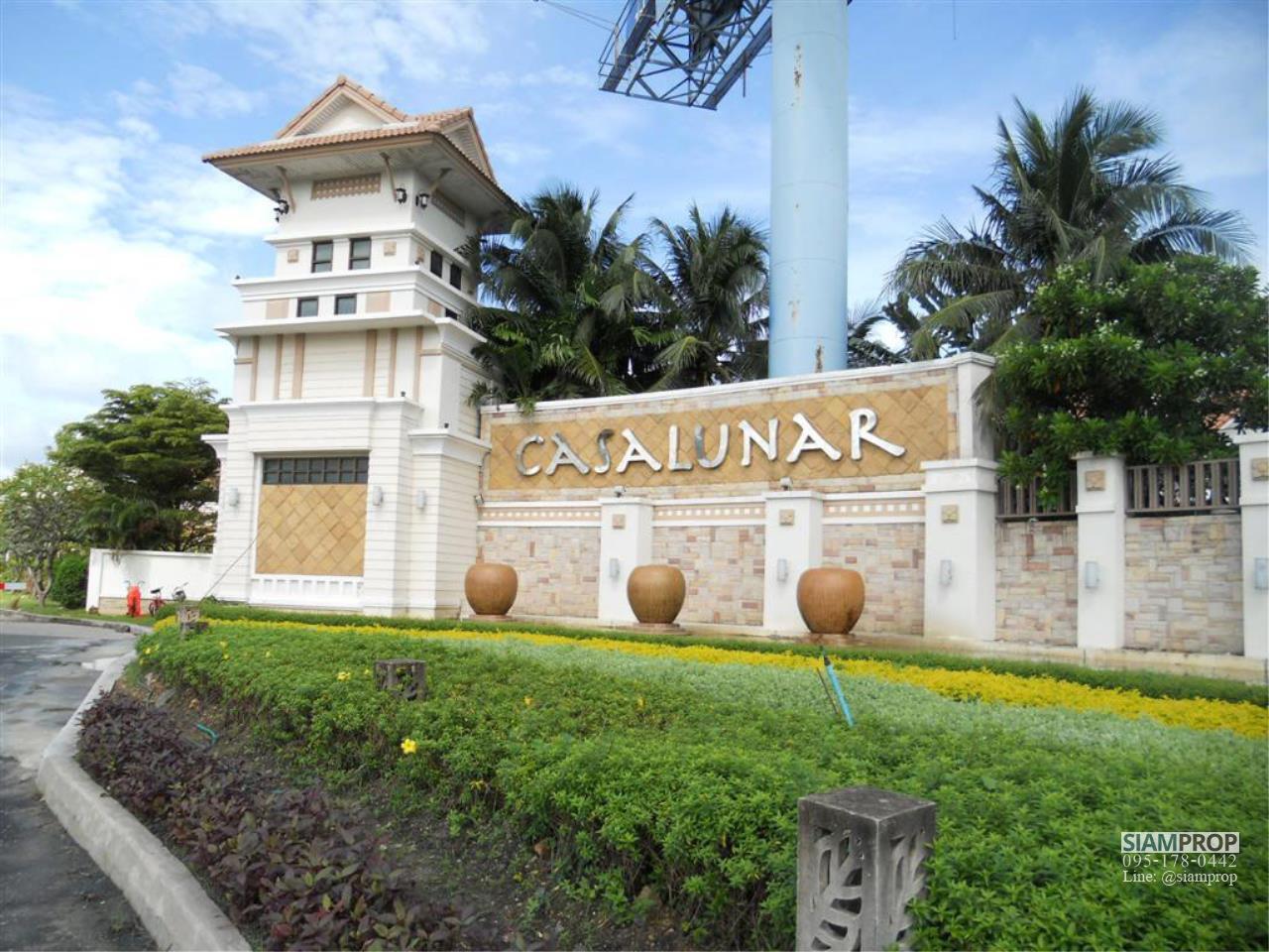 Siam Prop Agency's For Sale - Casalunar House  1