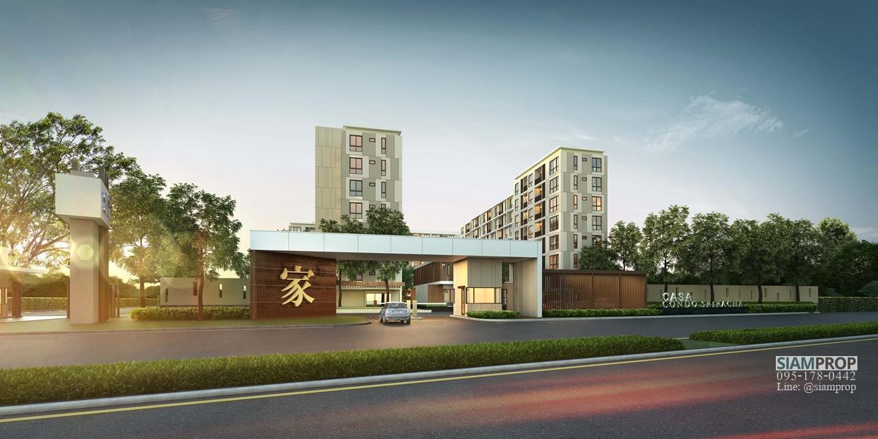 Siam Prop Agency's For Rent - Casa Condo 6