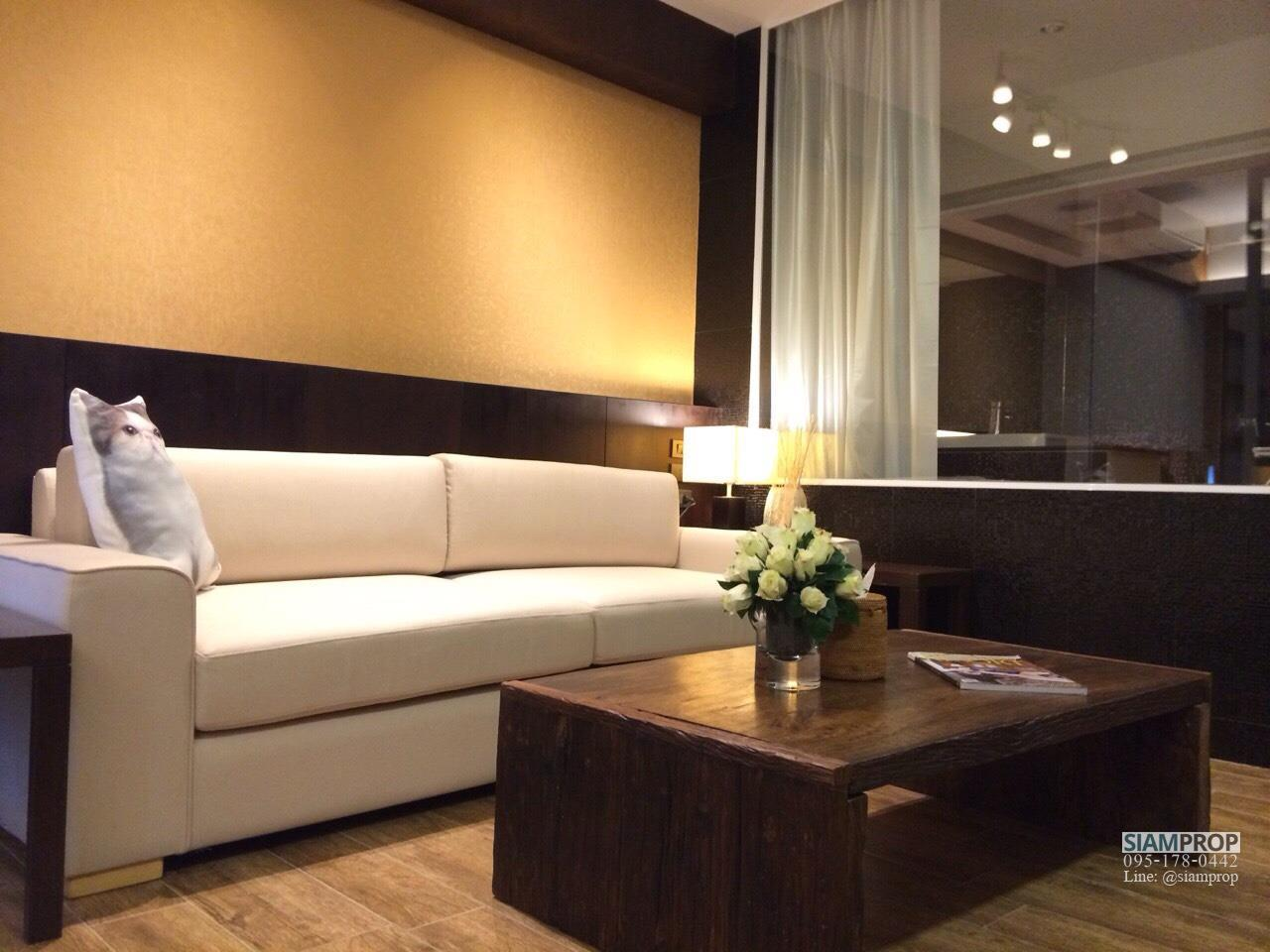 Siam Prop Agency's Laemtong Serviced Apartment 2