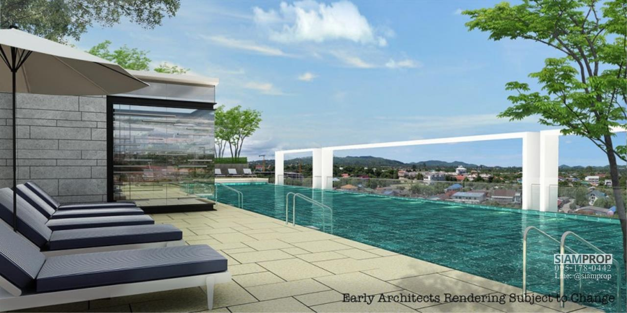 Siam Prop Agency's Sea Saran Condominium 2