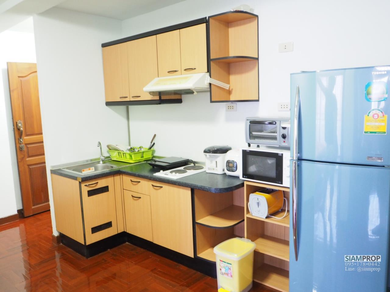 Siam Prop Agency's A.P.Court Sriracha Service Apartment 5