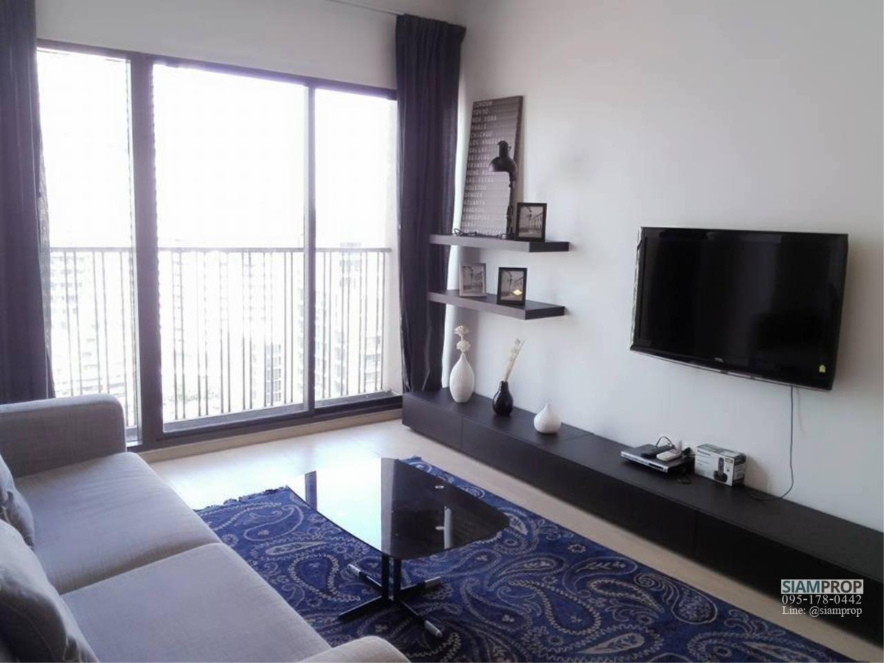 Siam Prop Agency's Noble Refine Sukhumvit 26, 2 bedrooms for rent  4