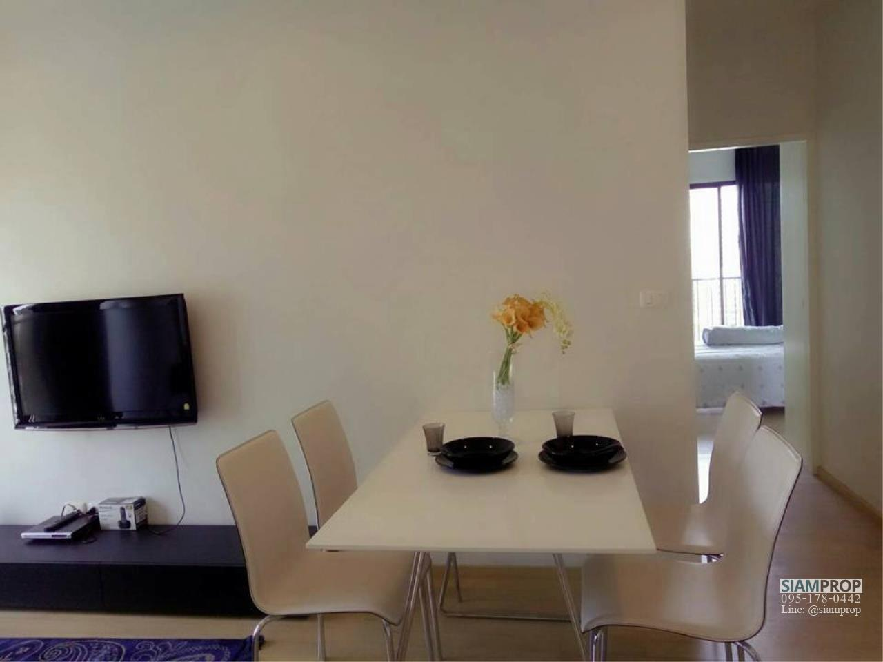 Siam Prop Agency's Noble Refine Sukhumvit 26, 2 bedrooms for rent  2