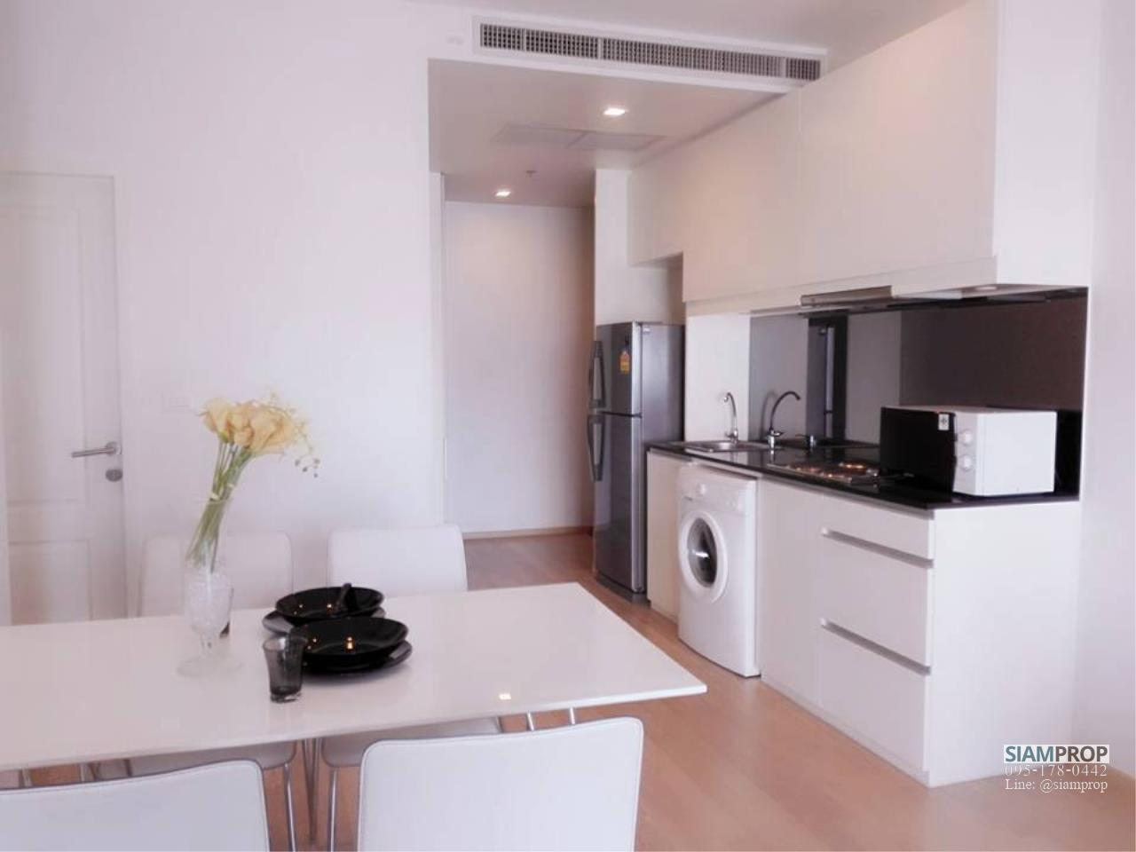 Siam Prop Agency's Noble Refine Sukhumvit 26, 2 bedrooms for rent  3