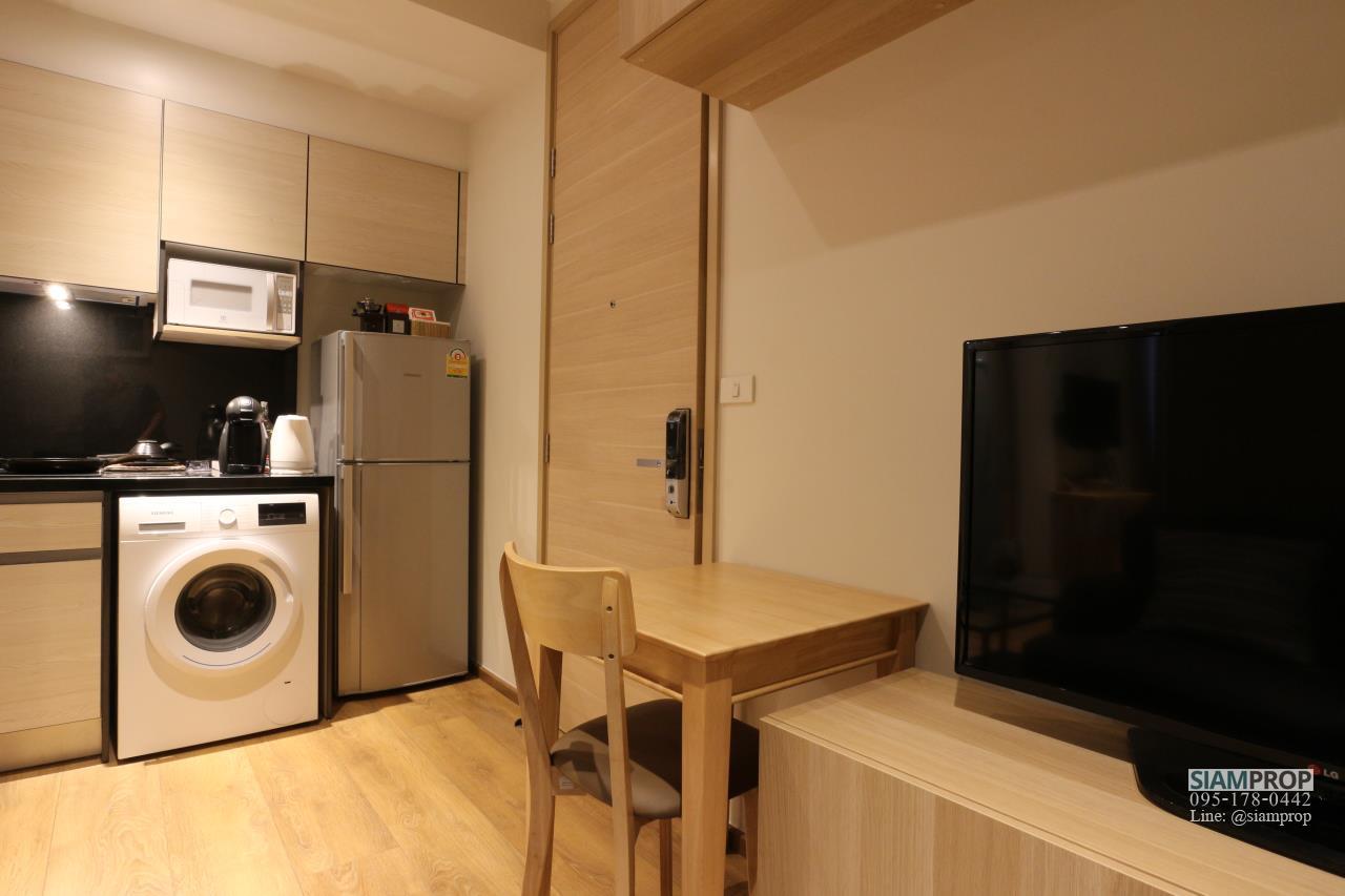 Siam Prop Agency's PARK 24 SUKHUMVIT 24 , New 1 bedroom for rent  (Close  BTS PROMPONG) 2