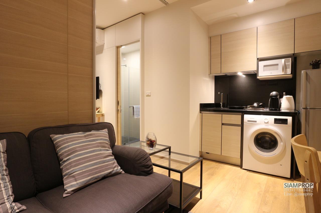 Siam Prop Agency's PARK 24 SUKHUMVIT 24 , New 1 bedroom for rent  (Close  BTS PROMPONG) 3
