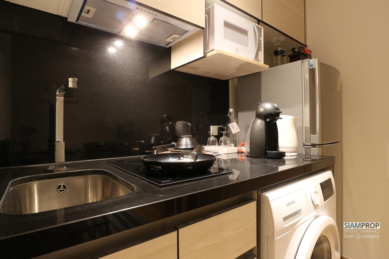 Siam Prop Agency's PARK 24 SUKHUMVIT 24 , New 1 bedroom for rent  (Close  BTS PROMPONG) 4