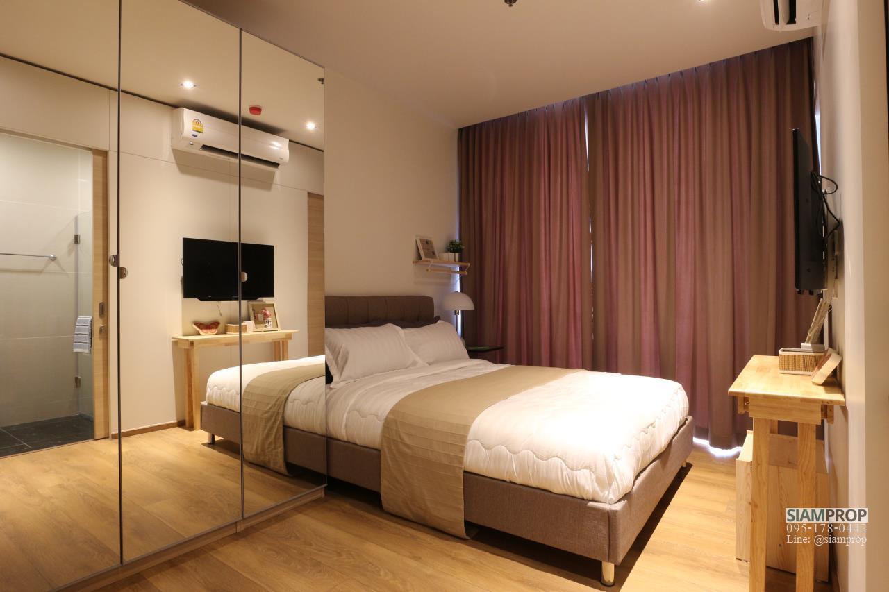Siam Prop Agency's PARK 24 SUKHUMVIT 24 , New 1 bedroom for rent  (Close  BTS PROMPONG) 5