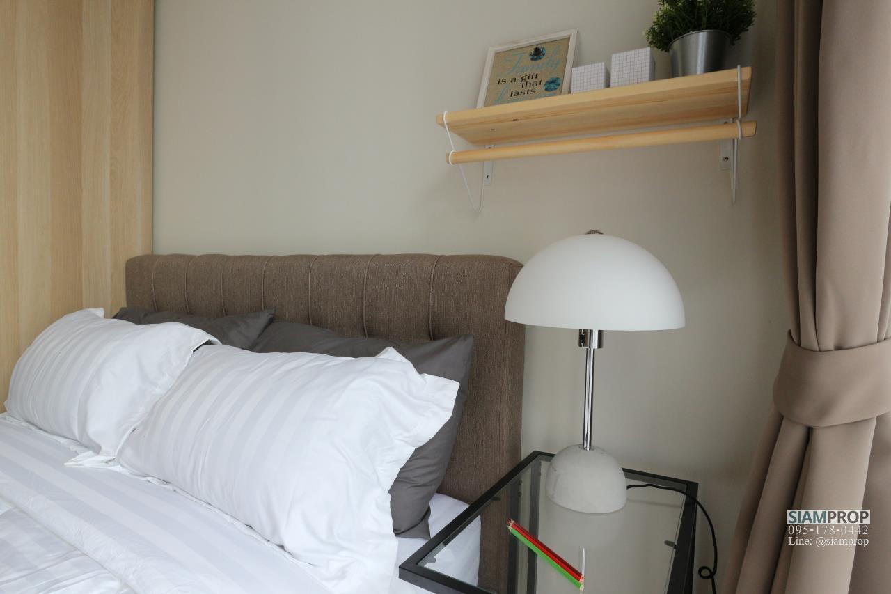 Siam Prop Agency's PARK 24 SUKHUMVIT 24 , New 1 bedroom for rent  (Close  BTS PROMPONG) 8