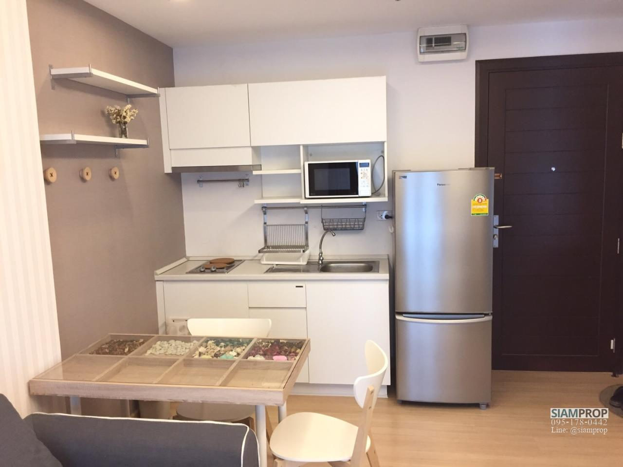 Siam Prop Agency's Thru Thonglor Condo , 1 bed for sale and rent 1