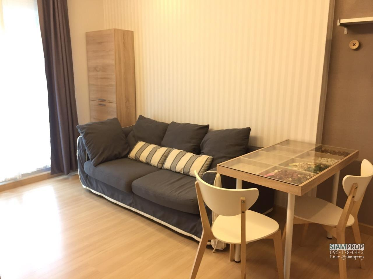 Siam Prop Agency's Thru Thonglor Condo , 1 bed for sale and rent 3