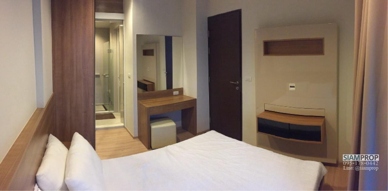 Siam Prop Agency's Rhythm Sathorn 21, nice 1 bed for Rent (close to BTS Surasak) 1