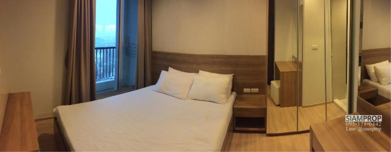 Siam Prop Agency's Rhythm Sathorn 21, nice 1 bed for Rent (close to BTS Surasak) 2