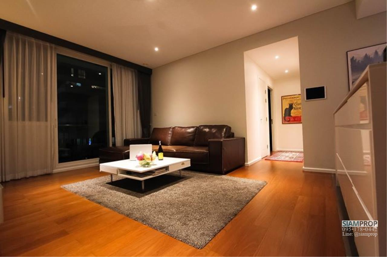 Siam Prop Agency's Wind Sukhumvit 23, nice  2 bedrooms and 2 bathrooms for sale . 1