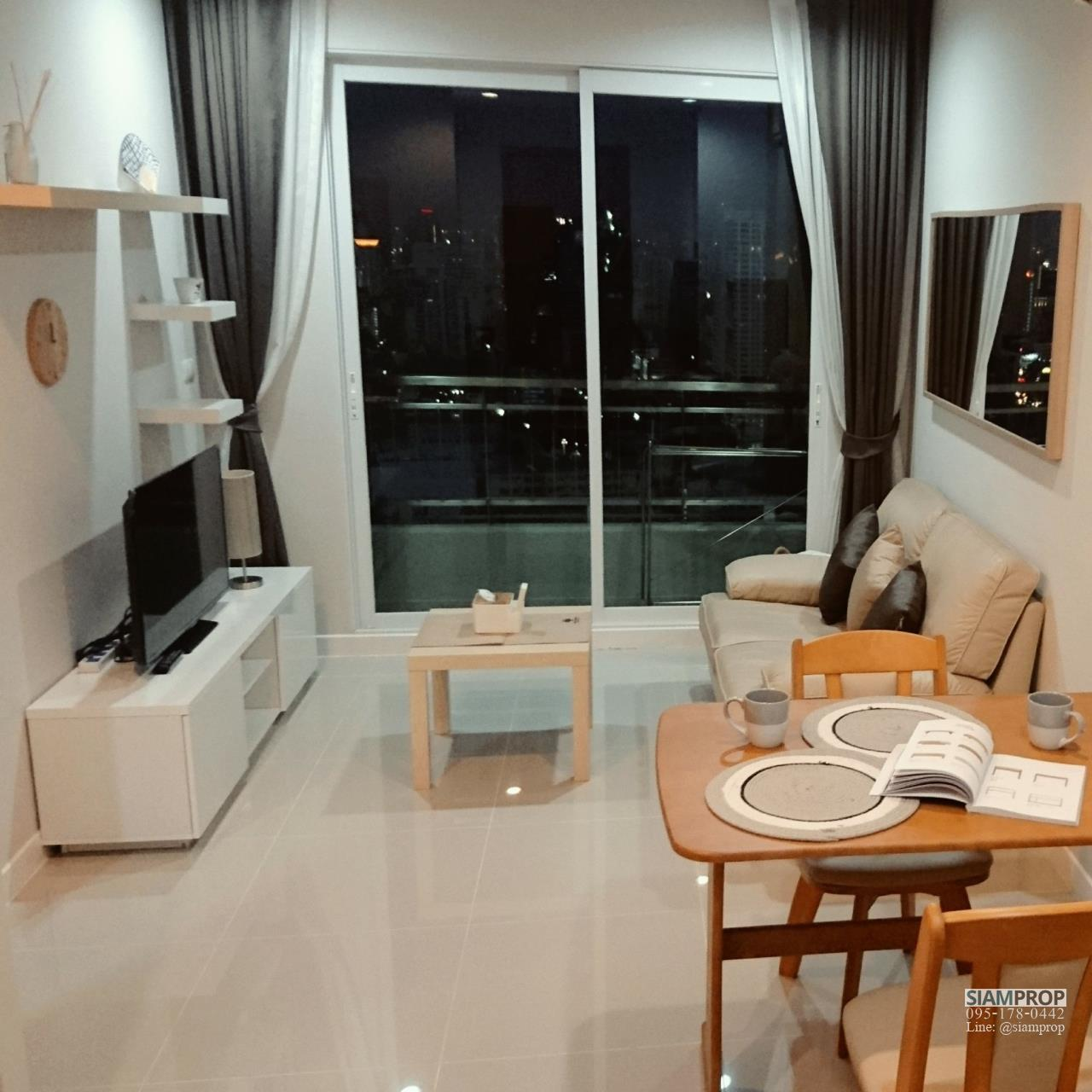 Siam Prop Agency's Circle Condo , 1 bed for RENT and SALE 2