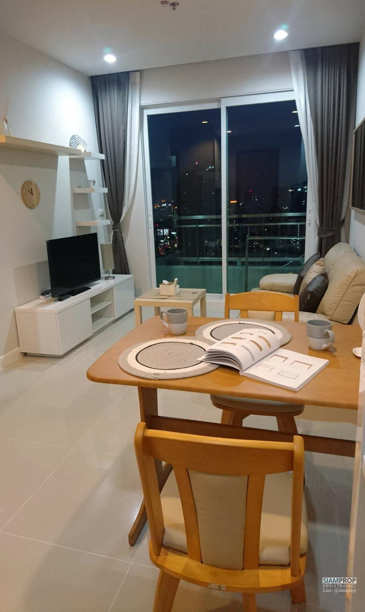 Siam Prop Agency's Circle Condo , 1 bed for RENT and SALE 3