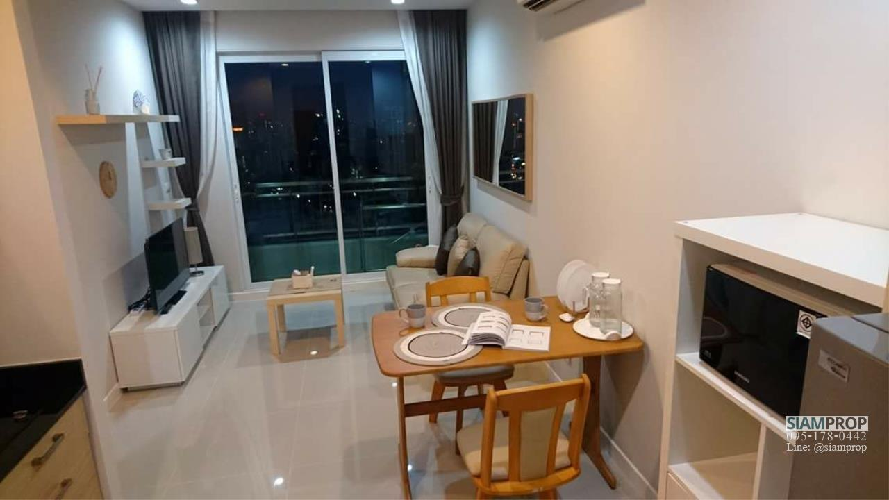 Siam Prop Agency's Circle Condo , 1 bed for RENT and SALE 4