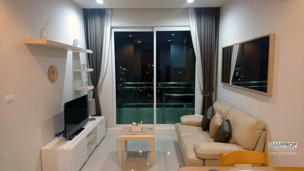 Siam Prop Agency's Circle Condo , 1 bed for RENT and SALE 5