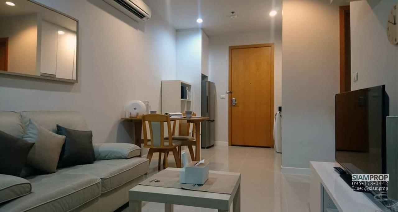 Siam Prop Agency's Circle Condo , 1 bed for RENT and SALE 6