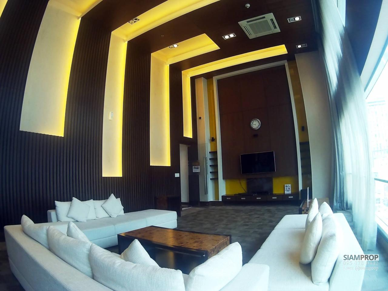 Siam Prop Agency's Circle Condo , 1 bed for RENT and SALE 18