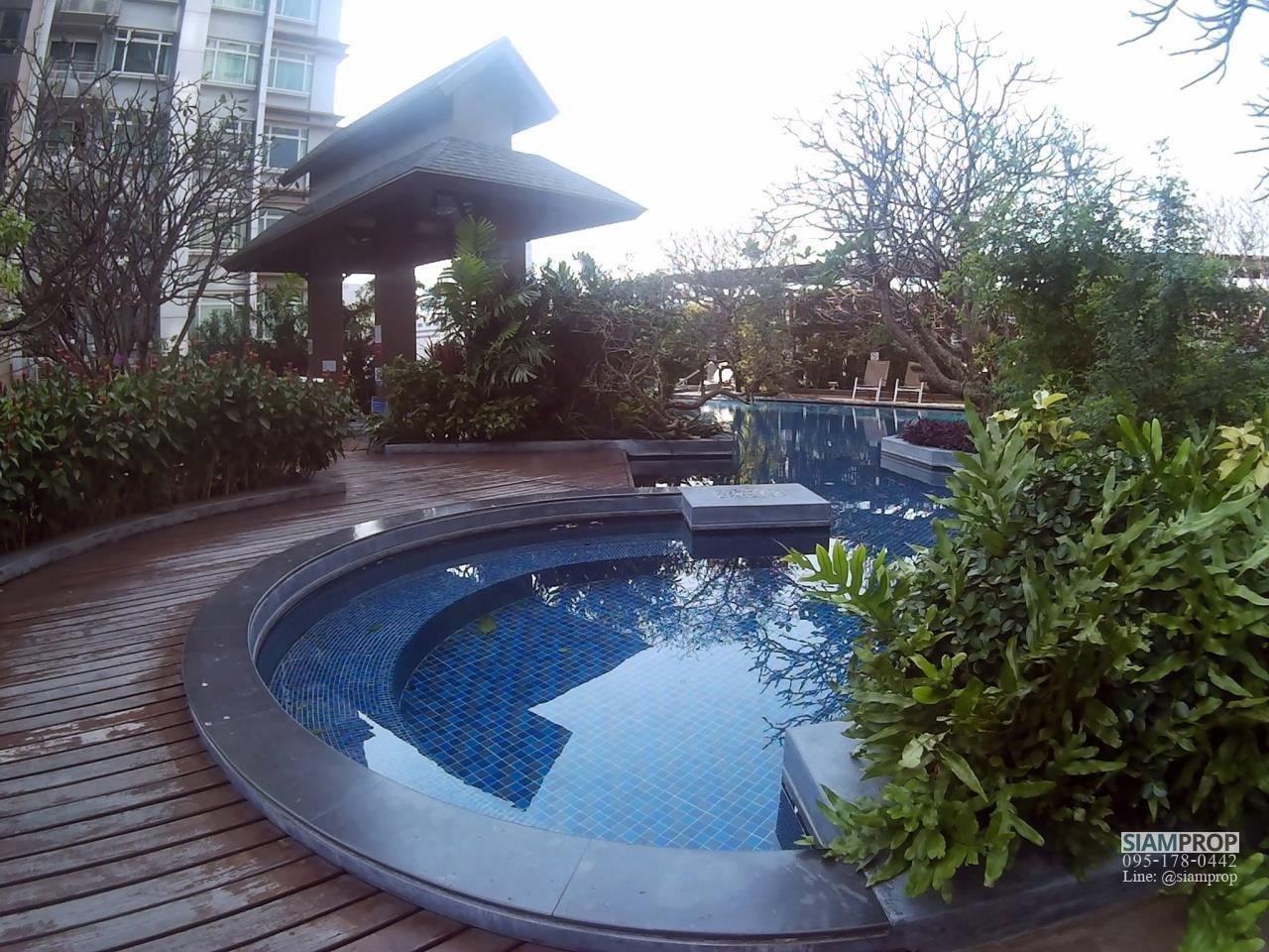 Siam Prop Agency's Circle Condo , 1 bed for RENT and SALE 21
