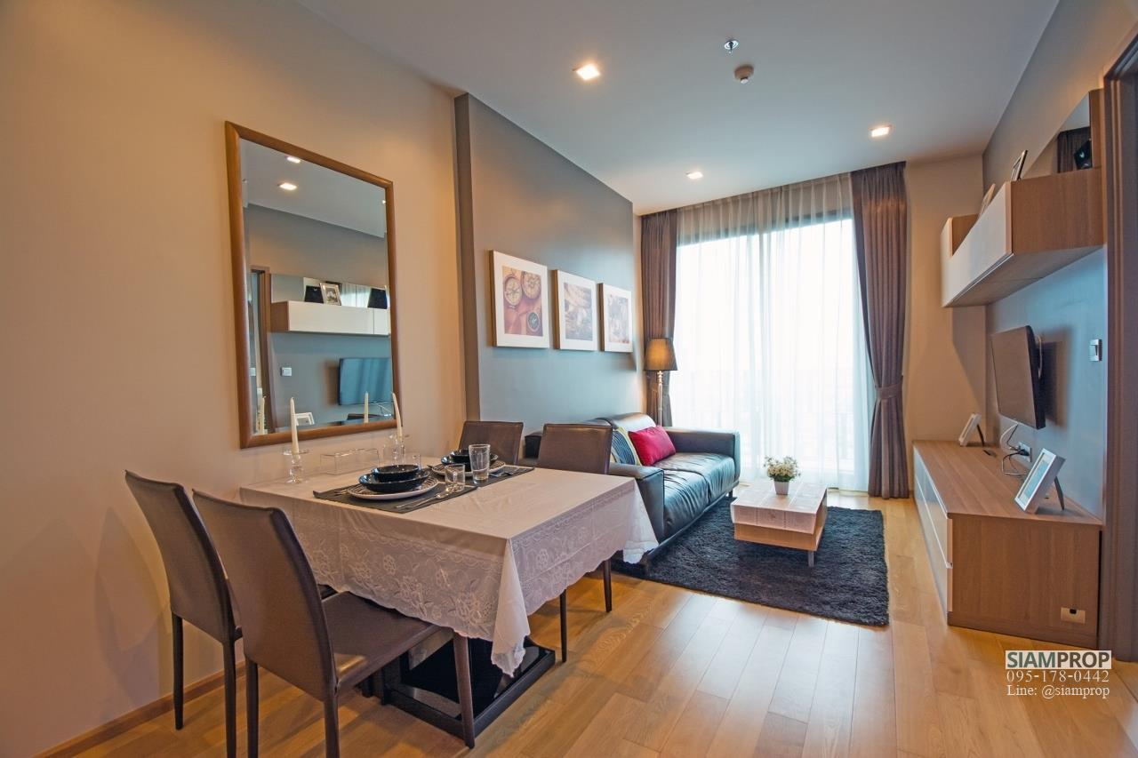 Siam Prop Agency's Keyne at Thonglor  , 1 bed for rent  2