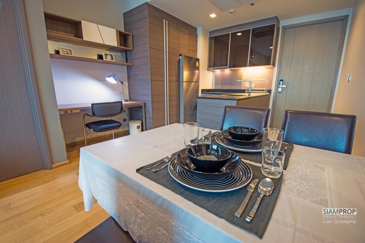 Siam Prop Agency's Keyne at Thonglor  , 1 bed for rent  9