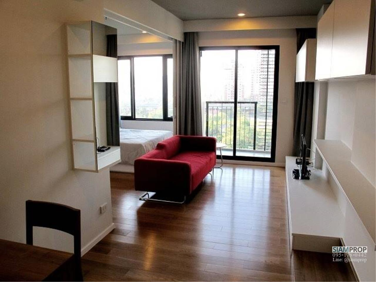 Siam Prop Agency's BLOCS 77 , 1 Bed for rent at Onnut 1