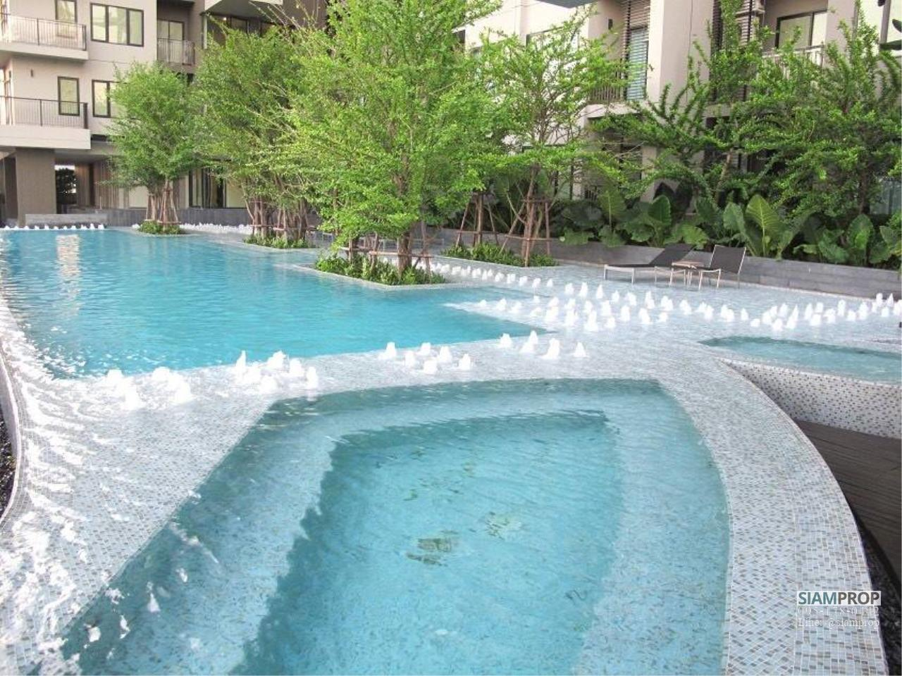 Siam Prop Agency's BLOCS 77 , 1 Bed for rent at Onnut 6