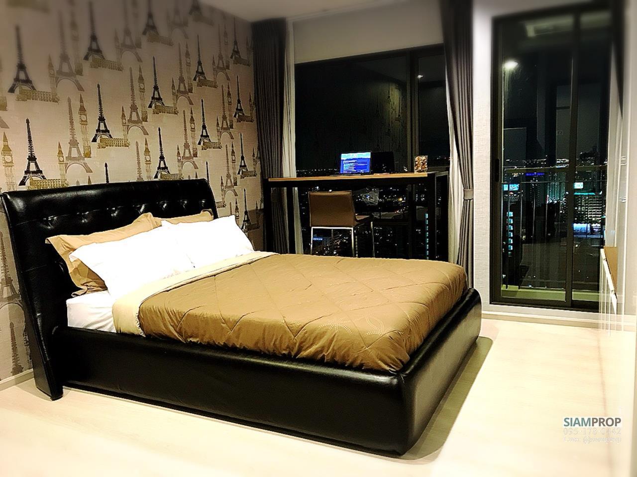 Siam Prop Agency's Rhythm , Asoke , Studio for rent  2
