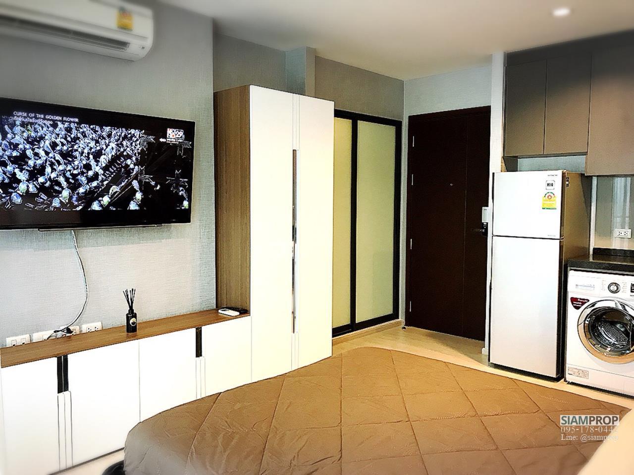 Siam Prop Agency's Rhythm , Asoke , Studio for rent  7