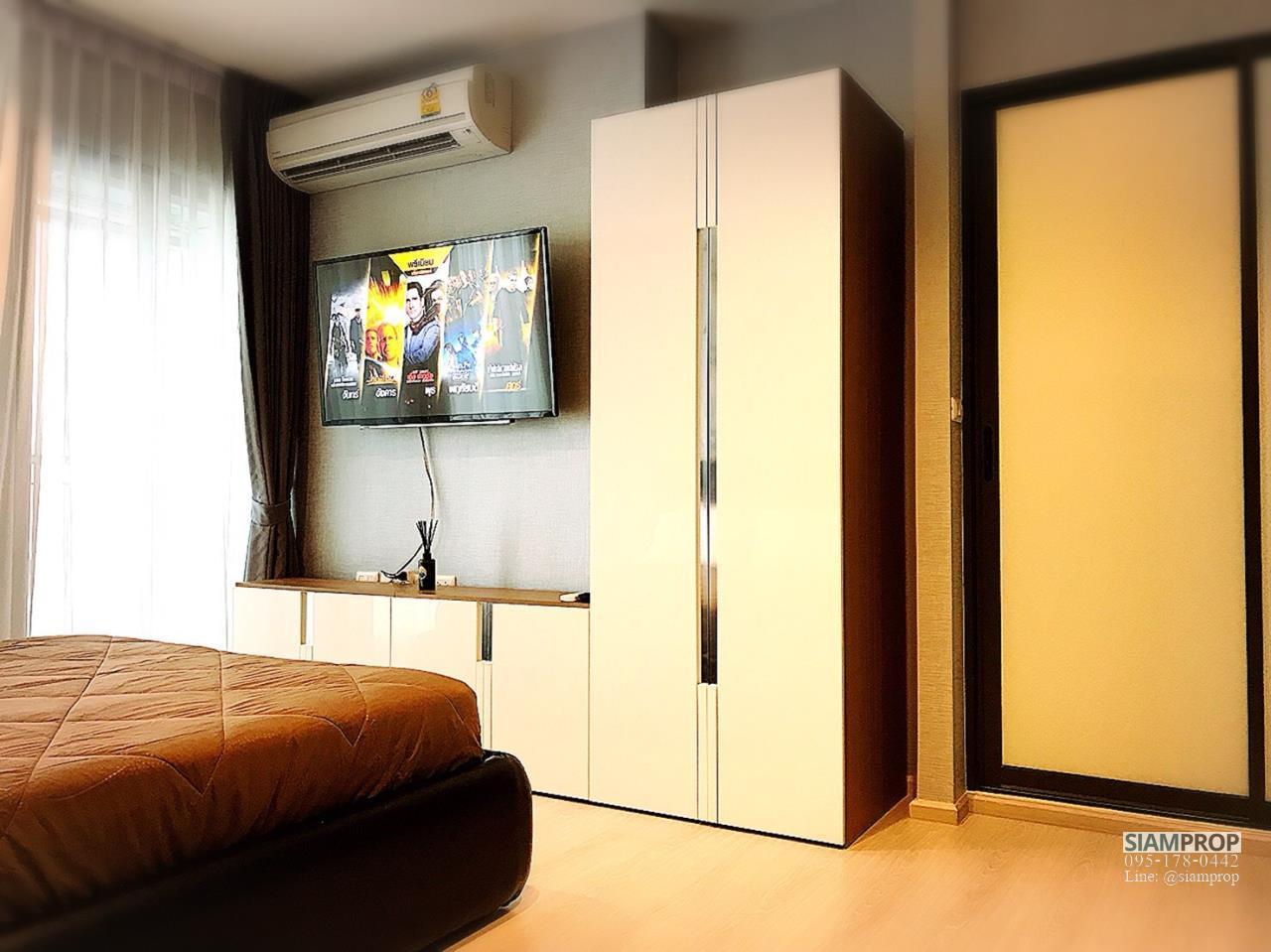 Siam Prop Agency's Rhythm , Asoke , Studio for rent  9