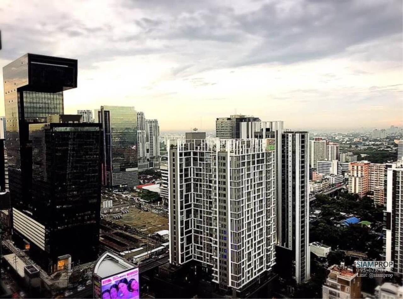 Siam Prop Agency's Rhythm , Asoke , Studio for rent  11