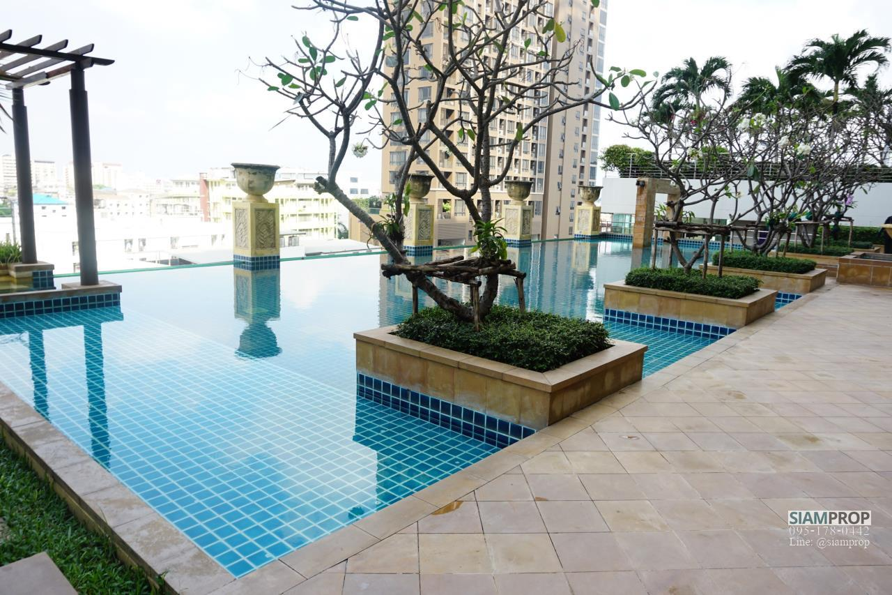 Siam Prop Agency's Le Luk Condo , 1 bed for rent 13