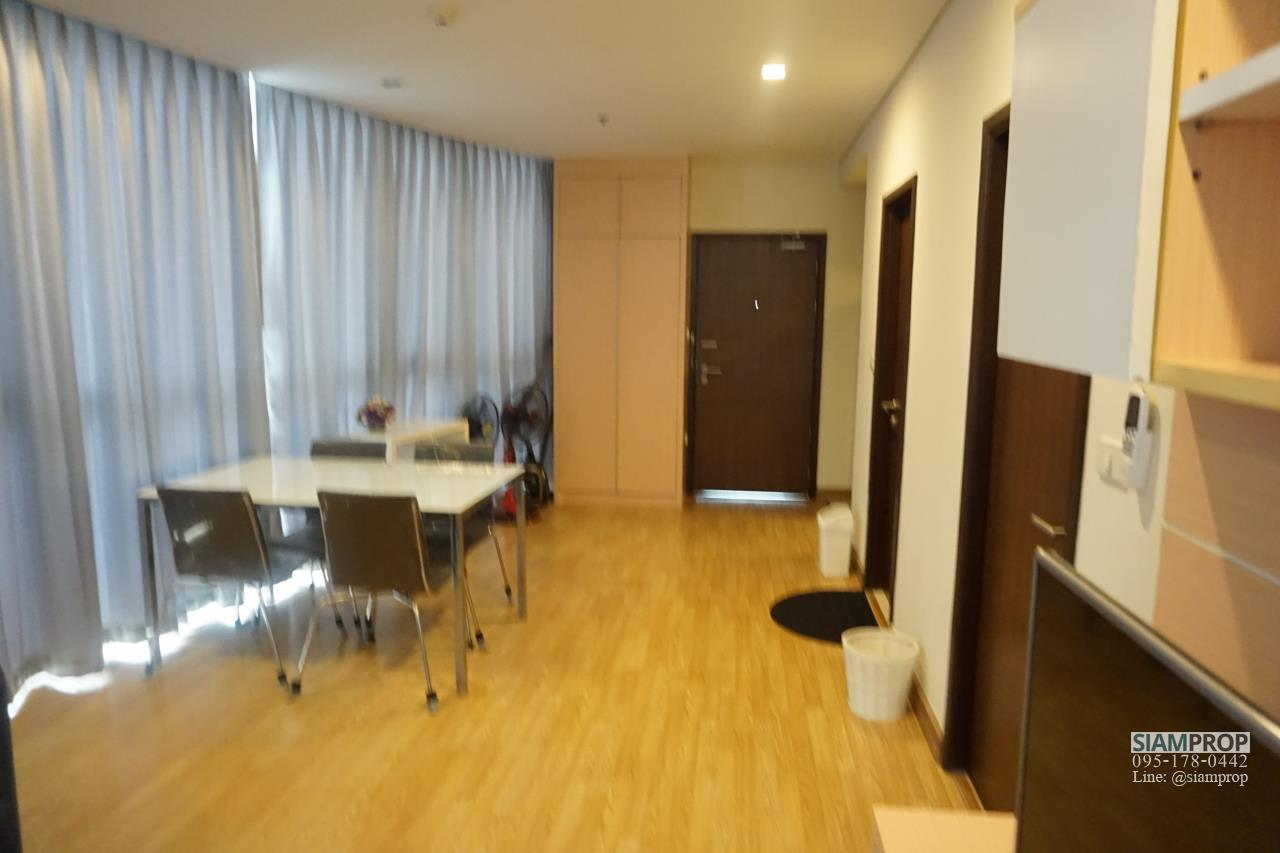 Siam Prop Agency's Le Luk Condo , 1 bed for rent 3
