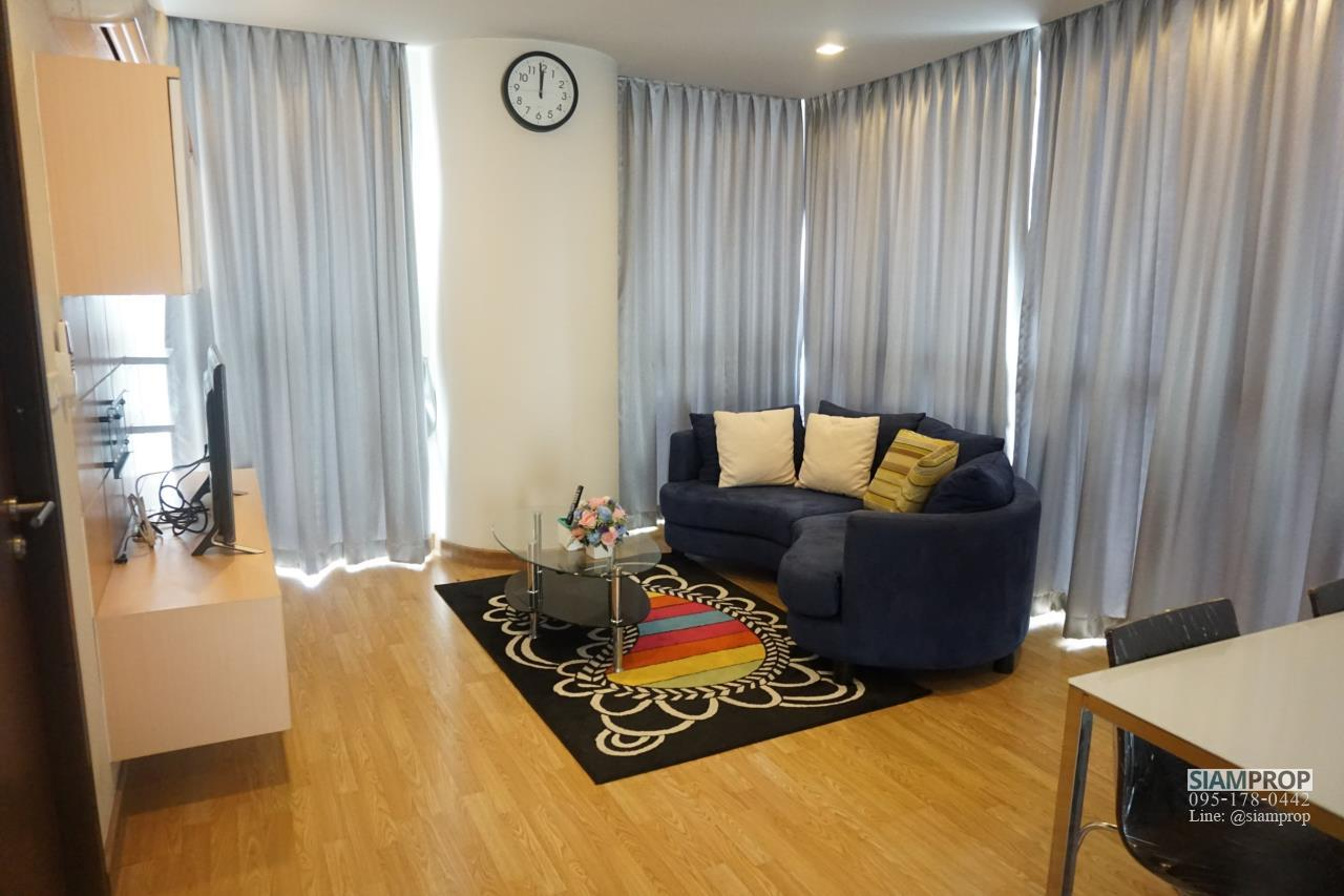Siam Prop Agency's Le Luk Condo , 1 bed for rent 4