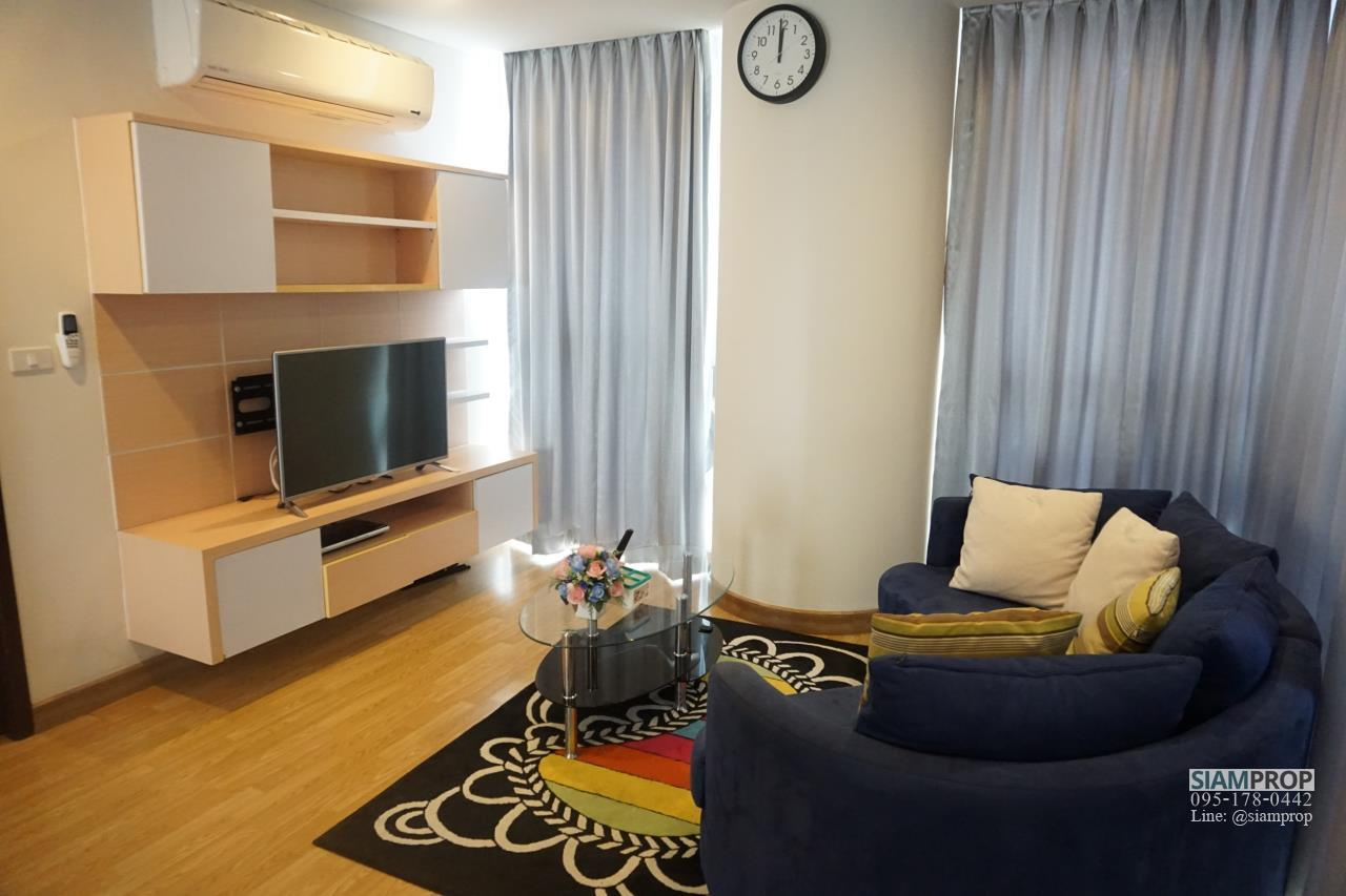 Siam Prop Agency's Le Luk Condo , 1 bed for rent 1