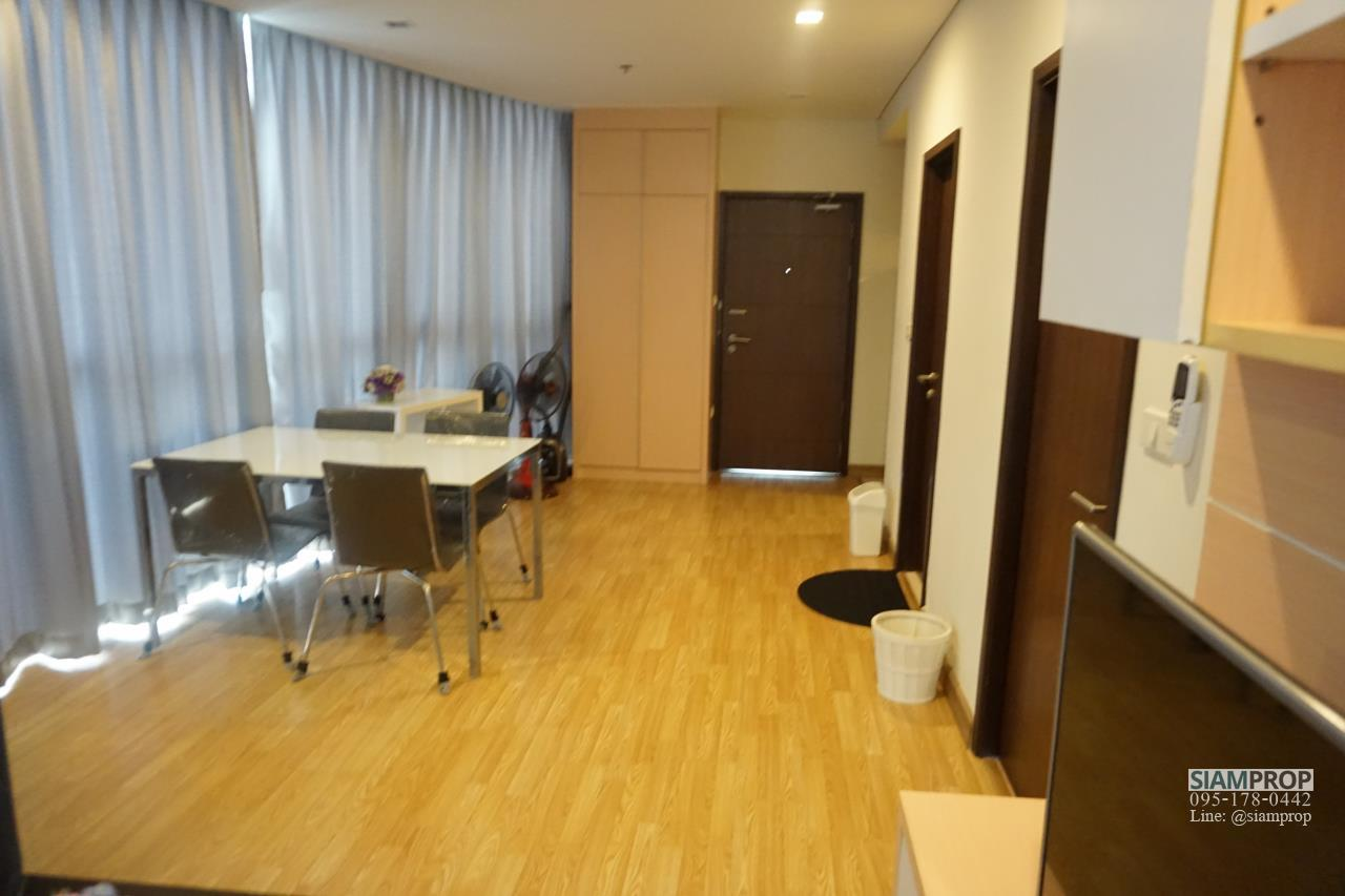 Siam Prop Agency's Le Luk Condo , 1 bed for rent 5