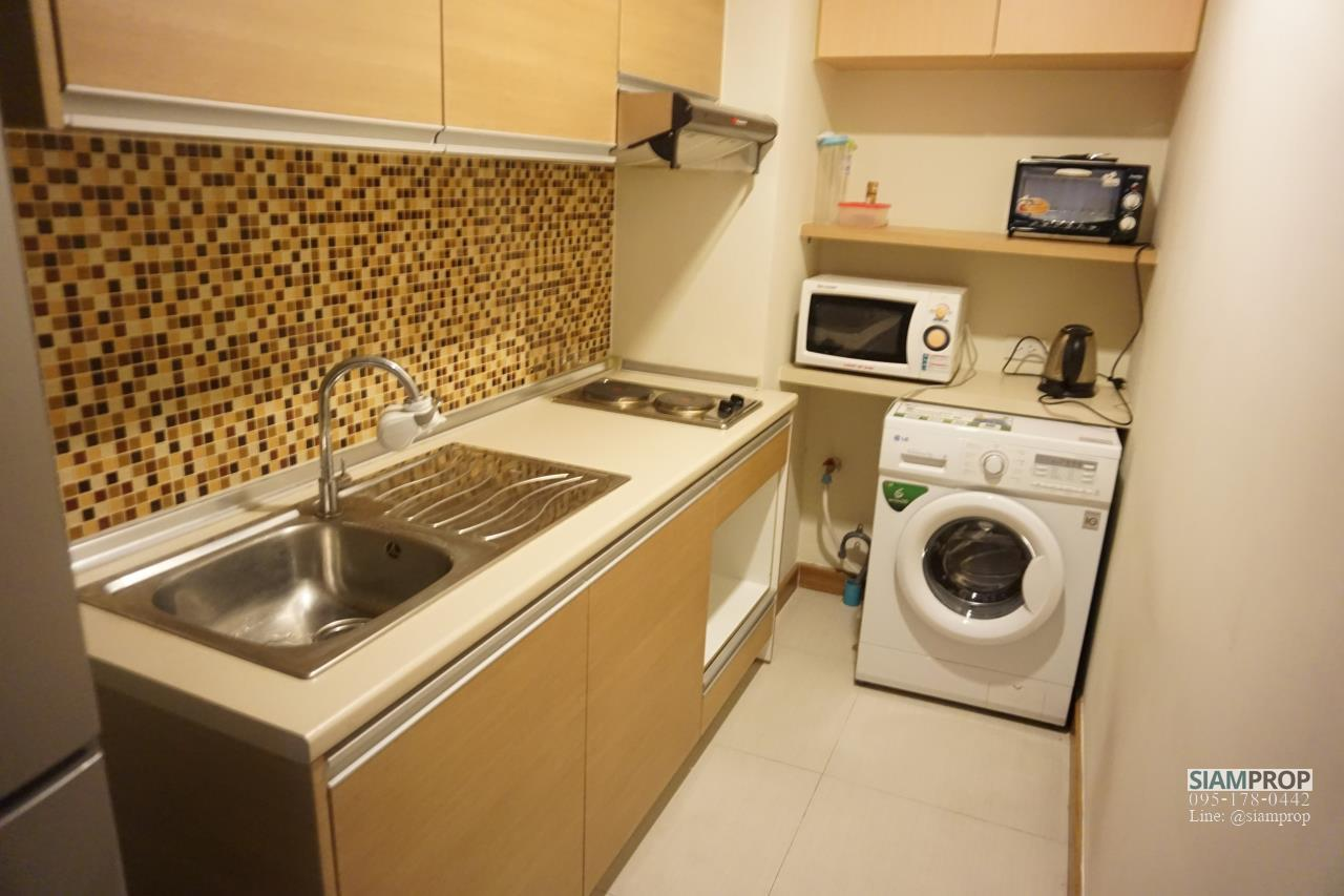 Siam Prop Agency's Le Luk Condo , 1 bed for rent 6