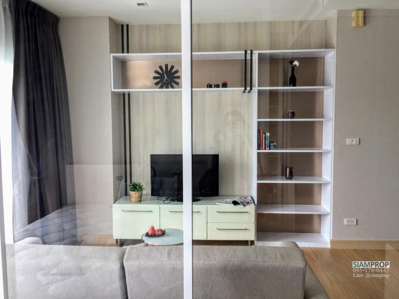 Siam Prop Agency's Noble Remix Thonglor, 1 bed for rent, connected to BTS skywalk 3