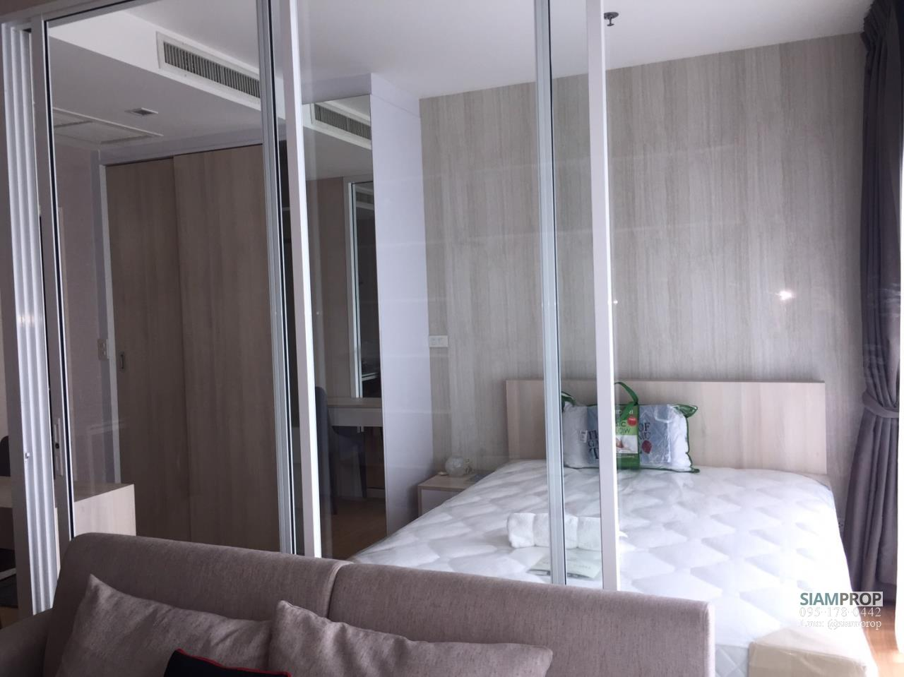 Siam Prop Agency's Noble Remix Thonglor, 1 bed for rent, connected to BTS skywalk 5