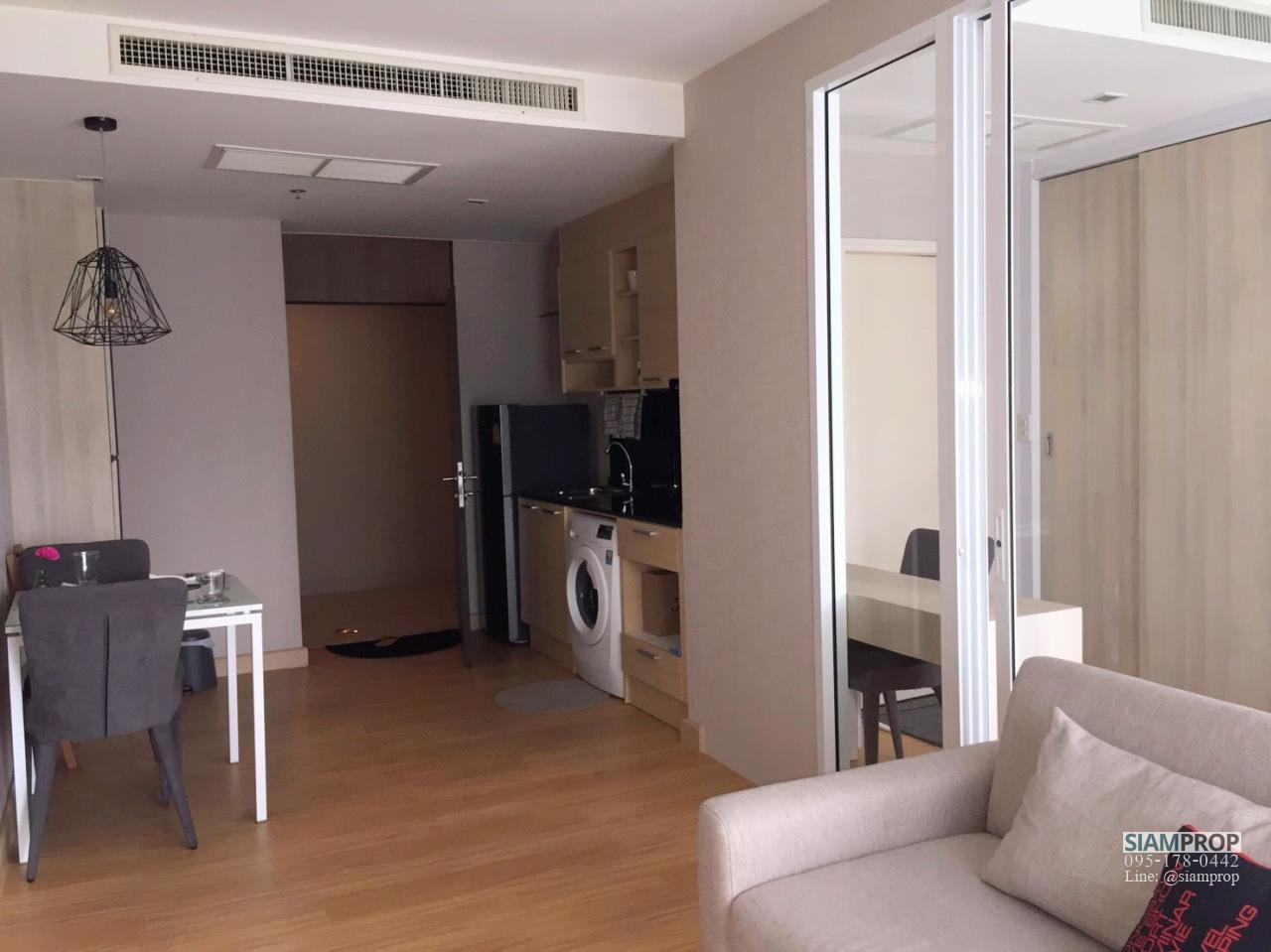 Siam Prop Agency's Noble Remix Thonglor, 1 bed for rent, connected to BTS skywalk 6