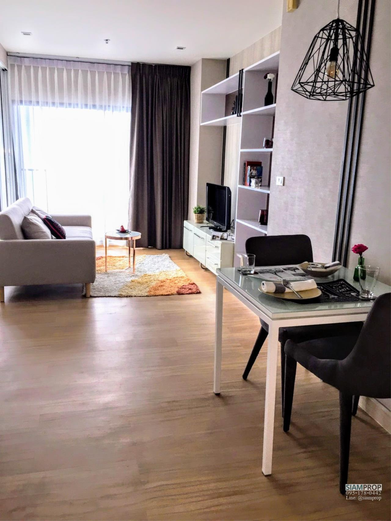 Siam Prop Agency's Noble Remix Thonglor, 1 bed for rent, connected to BTS skywalk 7