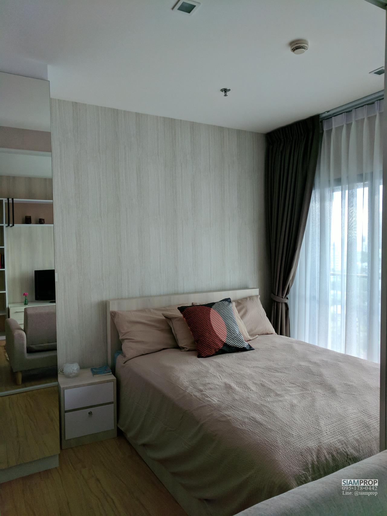 Siam Prop Agency's Noble Remix Thonglor, 1 bed for rent, connected to BTS skywalk 9