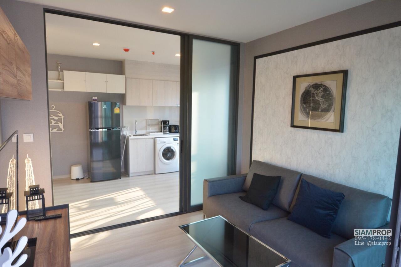 Siam Prop Agency's  Life Sukhumvit 48 , 1 bed for rent  1