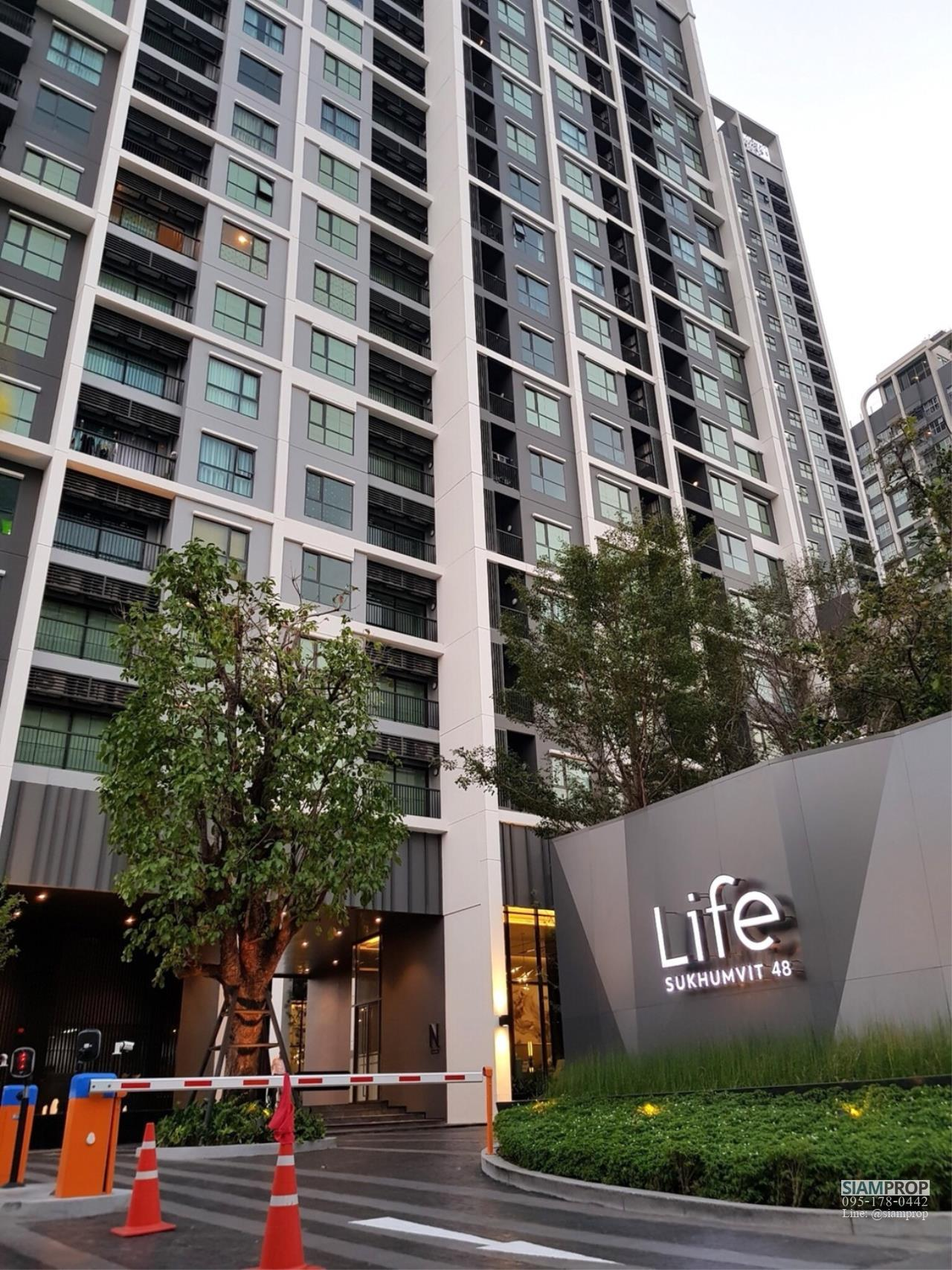 Siam Prop Agency's Life Sukhumvit 48 ,  2 beds  for rent  16